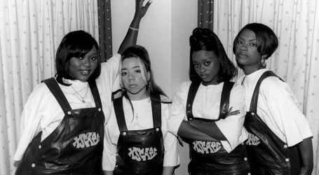 Xscape Officially Announces Reunion With All Four Original Members