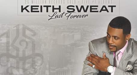 Keith Sweat – Las Vegas residency