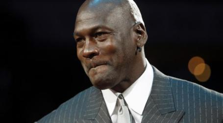 Michael Jordan donates $7 million to build medical clinics in Charlotte