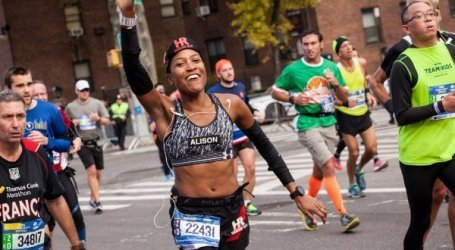 American Voices: Alison Desir Talks Leading A 'Women's Rights' Marathon From Harlem To DC