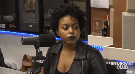 Chrisette Michele On The Breakfast Club: Social Media Miscarriage, Trump Backlash [Video]