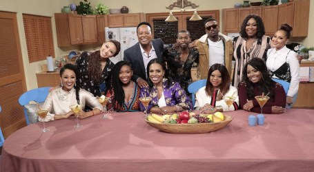 The Real Daytime Has The Whole Cast Of Moesha Reunited…Crying And Stuffisis [Video]