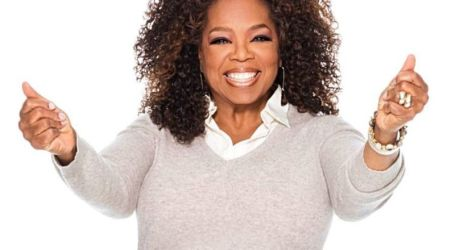 Oprah Winfrey Becomes The First Black Woman To Receive Cecil B. DeMille Award