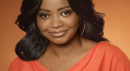 Octavia Spencer, Just Where She Wants to Be!