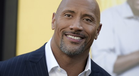 Dwayne 'The Rock' Johnson to Get Star on Hollywood Walk of Fame