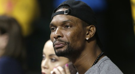 Chris Bosh's Mom Denies Drug Trafficking Charges, Says Son Is Evicting Her
