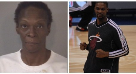 Chris Bosh's mother arrested for exploiting disabled man