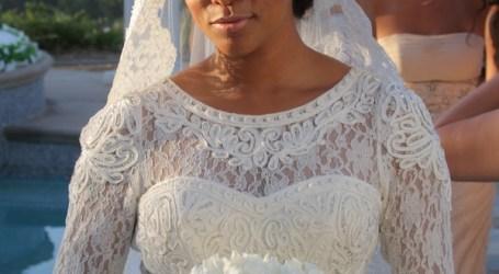 LeToya Luckett Is Married!