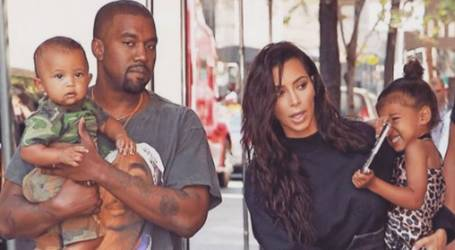 Kanye and Kim Kardashian West Welcome a Daughter