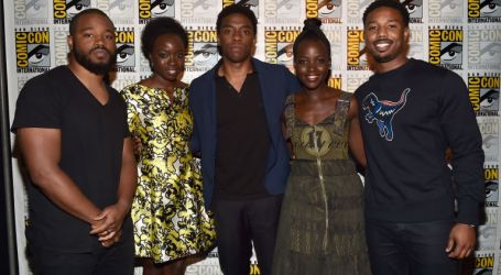Black Panther' Blasts Off With $169M Overseas; $371M WW Weekend – International Box Office