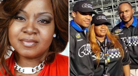MEET MELISSA HARVILLE-LEBRON: THE FIRST BLACK WOMAN TO OWN A NASCAR TEAM