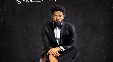 Jussie Smollett Releases Debut Album Available Everywhere