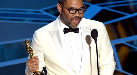 Jordan Peele is the first African-American to win the best original screenplay Oscar