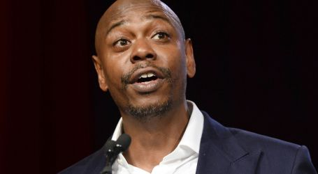 Dave Chappelle Sued By the Man Who Threw a Banana Peel at Him