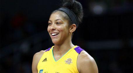 WNBA'S CANDACE PARKER PAYS $400K IN ALIMONY