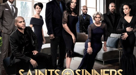 Saints & Sinners Season Three Premieres This Sunday, April 8 at 9:00 p.m. (ET/PT) on Bounce