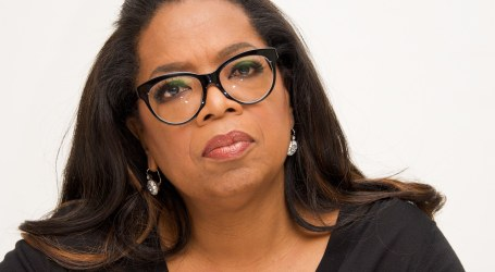 "Oprah Sued For ""Stealing"" Idea For ""Greenleaf"" Television Series"