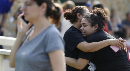 10 killed in shooting at Texas' Santa Fe High School, official says