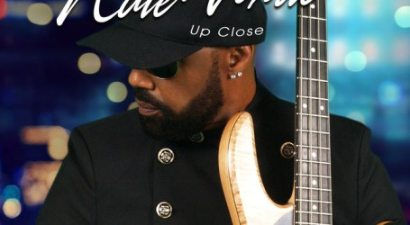 "Cincinnati Solo Bass Artist, Nate White, Releases 3rd CD Titled ""Up Close"""