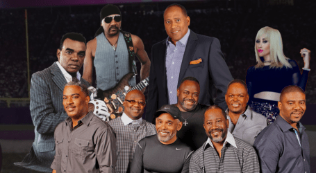 "R&B Icons Ready for Legendary Performances at ""Legends Live Atlanta,"" Kicking off the Big Game Weekend With Legendary Style"