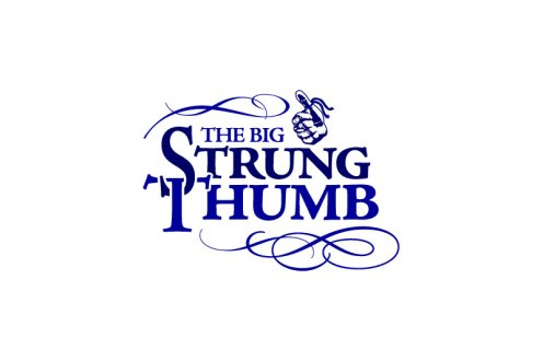 The Big Strung Thumb logo