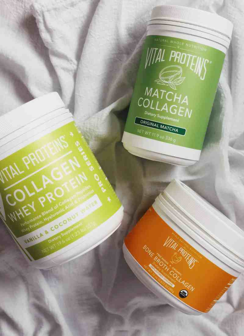 Lets talk Collagen.