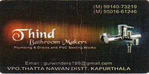 Thind Bathroom Makers