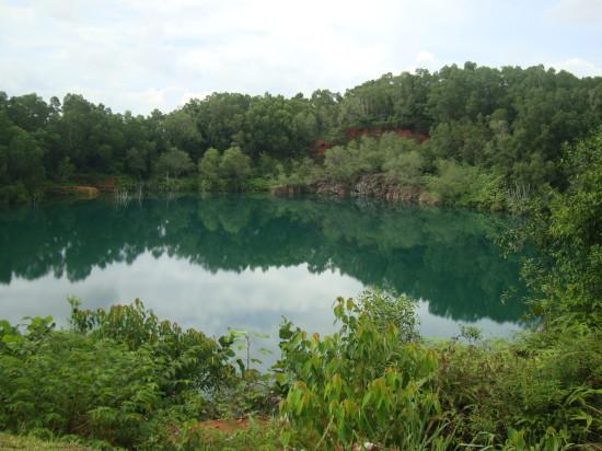 Singapore_Palau_Ubin_lake