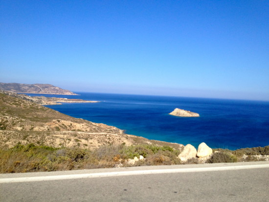 karpathos_road