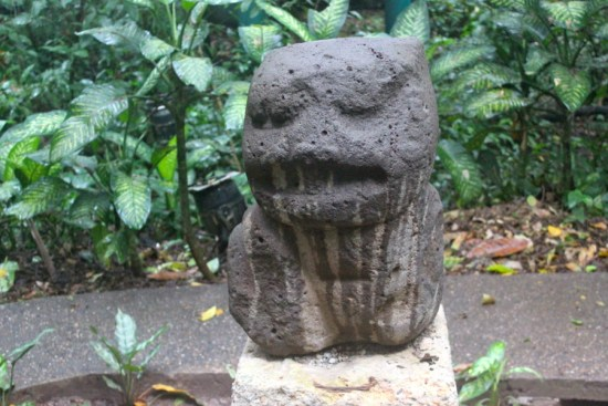Olmec-Mexico-Child Jaguar