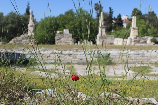 Ancient-Agora-athens-temple-that-wanderlust-travel-nomads-diving