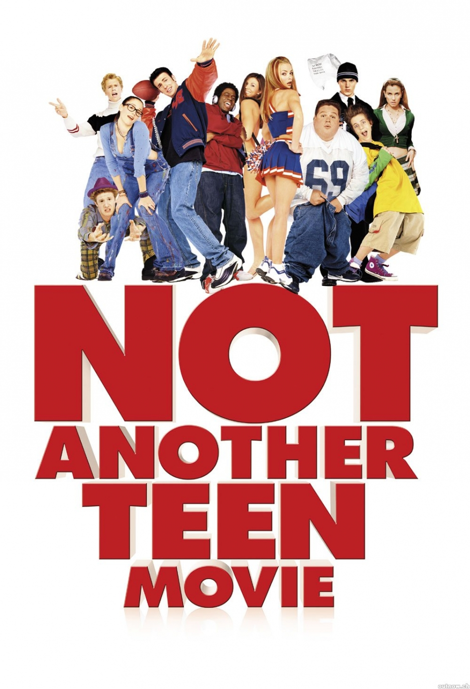 Poster do filme Not Another Not Another Movie