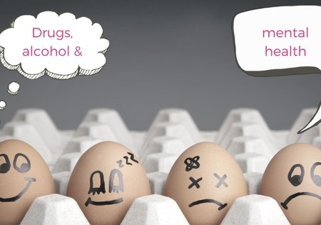 alcohol and mental health