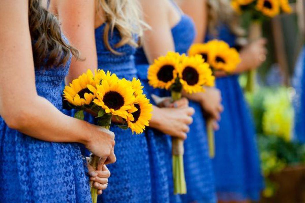50 Sunflower-Inspired Wedding Ideas