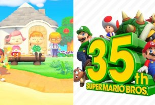 Animal Crossing: New Horizons' Super Mario Update Arrives This March 2