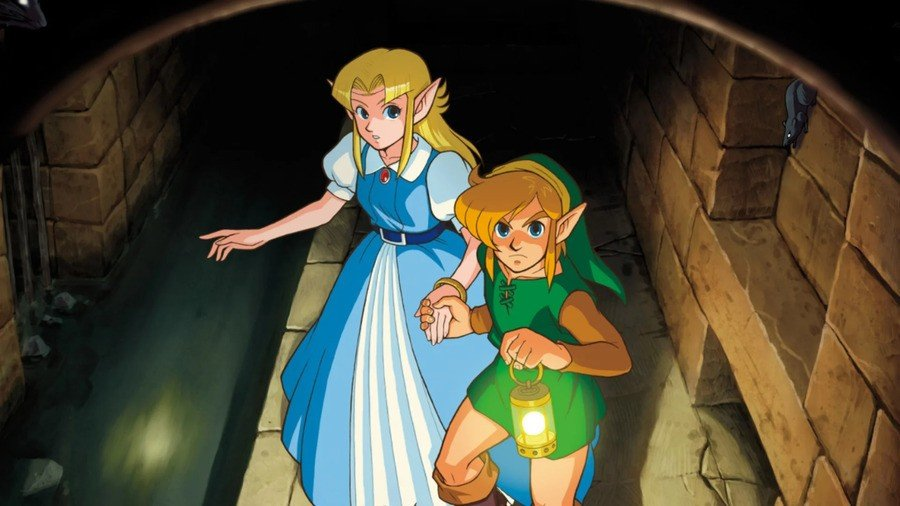 Feature: A Link To The Past's Dark World Changed Zelda Forever 5