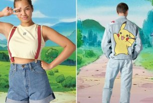 Levi's Just Announced A New Line Of Pokémon Clothing, And It Includes Misty's Outfit 3