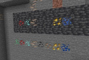 Minecraft Is Getting New Ore Textures, Except For Diamond, Which Is Already Perfect 3