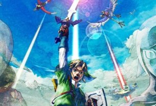 Nintendo Gives Us A Look At The Switch Box Art For Zelda: Skyward Sword HD 2