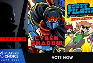 Players' Choice: Vote for January 2021's Best New Game 5