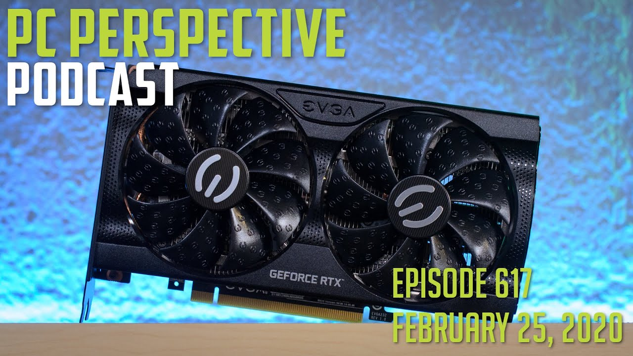 Podcast #617 – RTX 3060, Katar Pro XT, Fractal Meshify 2 Compact Reviews and Nvidia mining gimp plus so much more 8