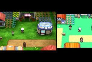 Video: Check Out This Side-By-Side Comparison Of Pokémon Diamond And Pearl On Switch And DS 3