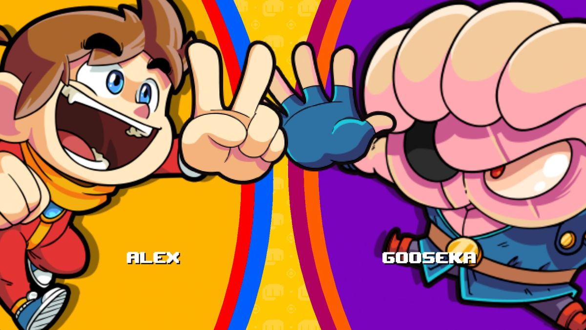 Alex Kidd in Miracle World DX hits Steam in June, and it looks great Alex Kidd in Miracle World DX 1
