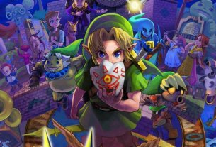 Anniversary: The Legend Of Zelda: Majora's Mask Is Now 21 Years Old In Japan 3