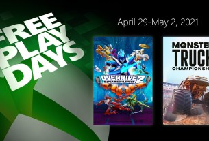 Free Play Days – Override 2: Super Mech League and Monster Truck Championship 5