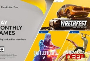 Free PS Plus May 2021 Games Revealed, Including Battlefield V 4