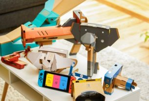 It Looks Like Labo Is Being Put To Rest As Nintendo Takes Down The Website 3