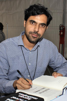Letting your mind go in dense, dark worlds: an interview with author Karan Mahajan 1