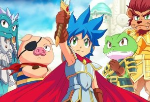 Monster Boy And The Cursed Kingdom Is Getting A Collector's Edition 2