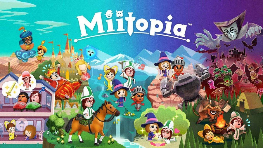 Nintendo's Just Dropped A Free Demo For Miitopia On Switch 1
